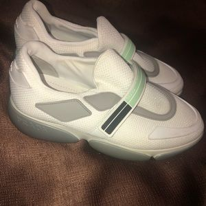 Prada cloudbust women's white size 6.5